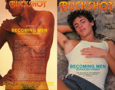 Bareback Becoming Men - Alexandre del Faro, Philippe Amar, Pierre Buisson (1983)