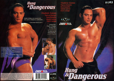 Bareback Hung & Dangerous (1990) — Vladimir Correa, Pierce Daniels, Rod Garretto