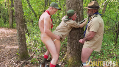 Scout Boys – Ian Levine, Cole Blue and Bishop Angus