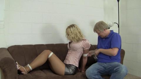 HD Bdsm Sex Videos Caught Doing Self Bondage