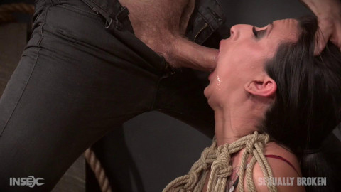 Roped N Rammed - Lily Lane and Jesse Dean - HD 720p