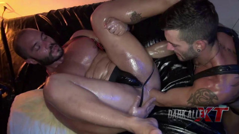 Thiagos Fist Academy Part TWO - Thiago Romero, Andy Star