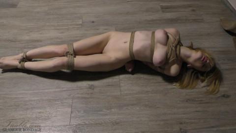 Lena - loving the ropes