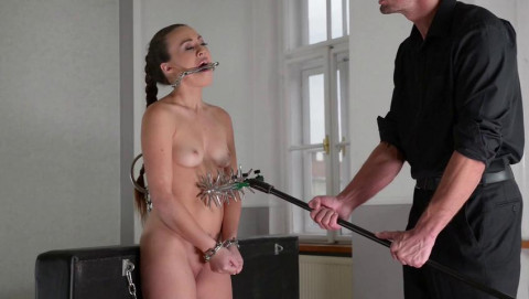 Tied Up and Desperate Scene 1