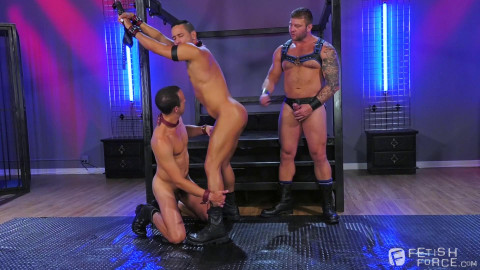 Nate Grimes, Gabriel Dalessandro, Colby Jansen