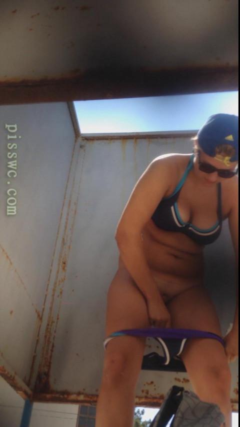 Скрытая камера в пляжной кабинке - выпуск № 168