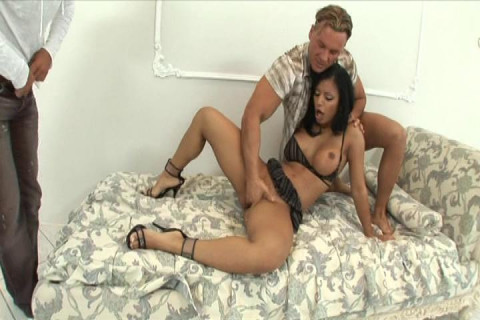 Kyra Black Loves Double Penetration