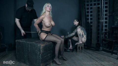 Amazing Slave London River Punished & Fisted Hard