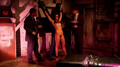 Dungeon Dream - Scene 1 - Kasey Warner and Bella Bathory - Full HD 1080p