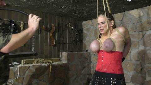 Hard Tit Punishment for Bettine