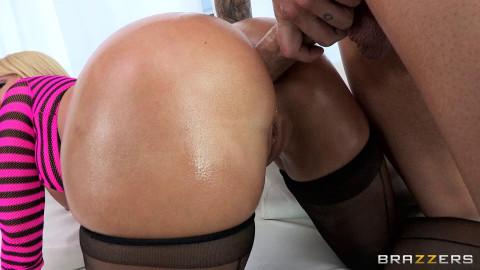 Her Big Juicy Ass And Beautiful Big Tits