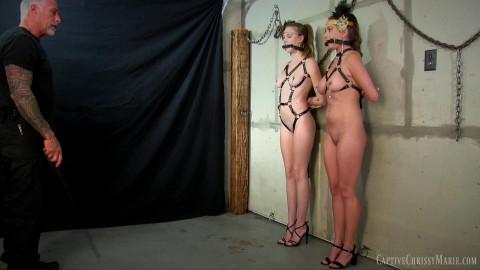 CaptiveChrissyMarie - Ponygirls In Training 1080p
