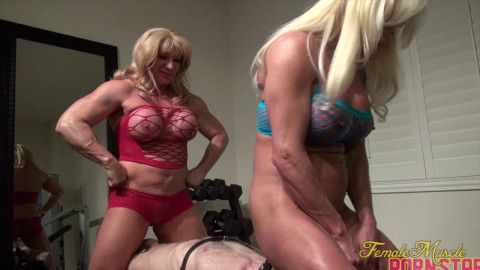 Ashlee Chambers and Wild Kat - Its A Threesome. With A Twosome In Charge