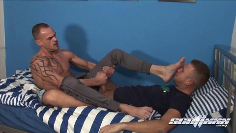 Scottxxx Deacon Hunter & Leon Walker - Real Man Stink