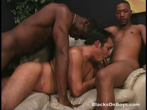 White homosexuals Like BBC vol. 40
