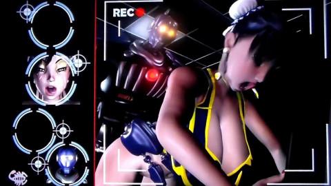 Virgin Fighter Training - Workout 1 3D