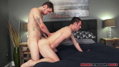 BrokeStraightBoys - Michael Boston and Charlie Maddoxx 1080p