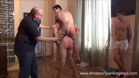 Game Boys - Piggyback-Round Three