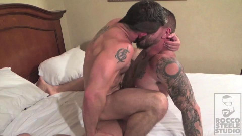 Rocco Steele and Aarin Asker