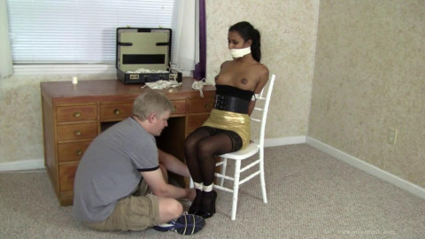 Drea Morgan - A secretary on time