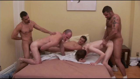 Cruising For Sex – Double Dick The Twinks (2008)