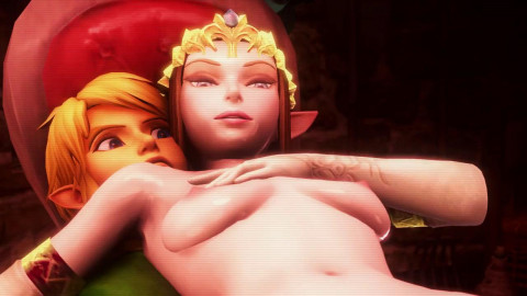 Zelda Makes Link A Cuck