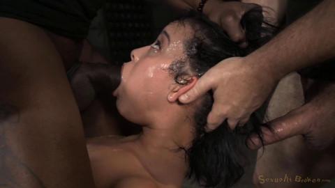 Punishing Deepthroat (16 Mar 2015) Sexually Broken