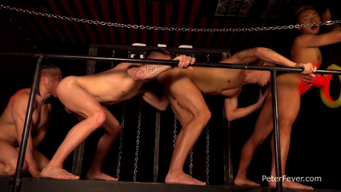 PeterFever Sauna Nights 6 - A Group Thing