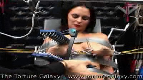 Beauty Anita Visiting the Torture Galaxy part 13