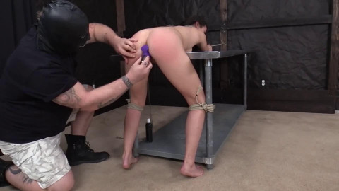 Super tying, spanking and ache for very hawt floozy part 2