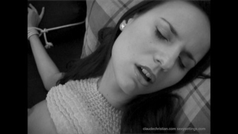 Claudia Rossi Fastened Slutty - HD720p