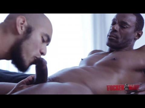 FuckerMate - Interracial Pleasure - Titan & Louis Ricaute