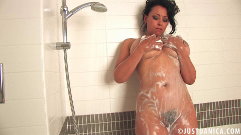 Taking A Shower With Danica