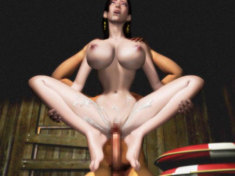 Snake Princess in Semen Assault - 3d HD Video