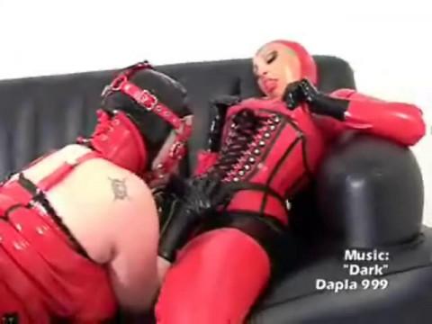 Strap-On Slut