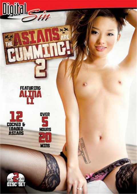 Asians Are Cumming vol.2