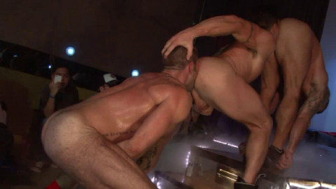 Best Grindhouse Gangbang Party