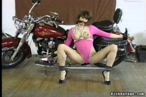 Kathy has been a very, very naughty girl!