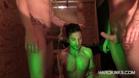 Bdsm Boys Andrea Suarez Angel Cruz Fabio Testino - Brutal Gays HD 720p