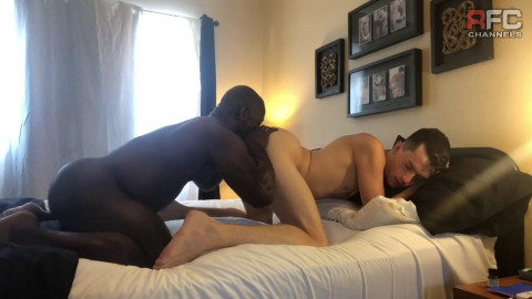 RawFuckClub - Muscle Daddy and His Sexy Twunk Part 1