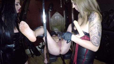 double domination in dungeon full hd