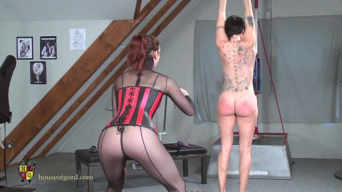 Candy gets Caned