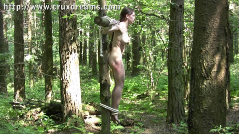 CruxDreams - Jenia Agony on the Cross 7