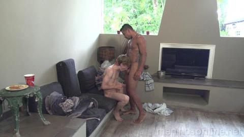 Meninos Online - Marcelo Mastro & Rick Lovatelli - Bareback
