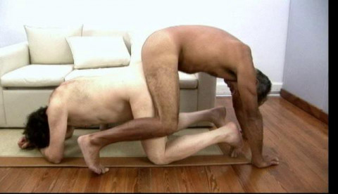 Rough Fuck & Orgy With Nasty Daddies
