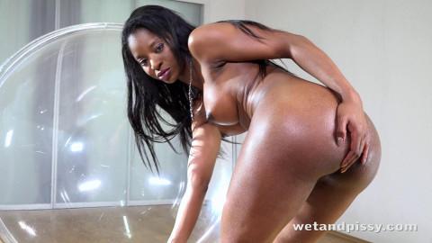 Pissing chocolate lush bitch