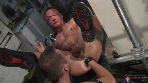 Fist Trap, Scene #03