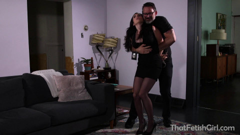 Thatfetishgirl - Horny Cop Ambushed