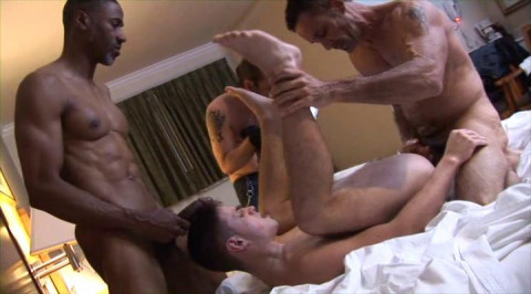 Amazing Orgy With Fucktards