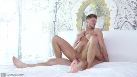 Fat Oiled Cock (Jack Andy & Lex Ryan)